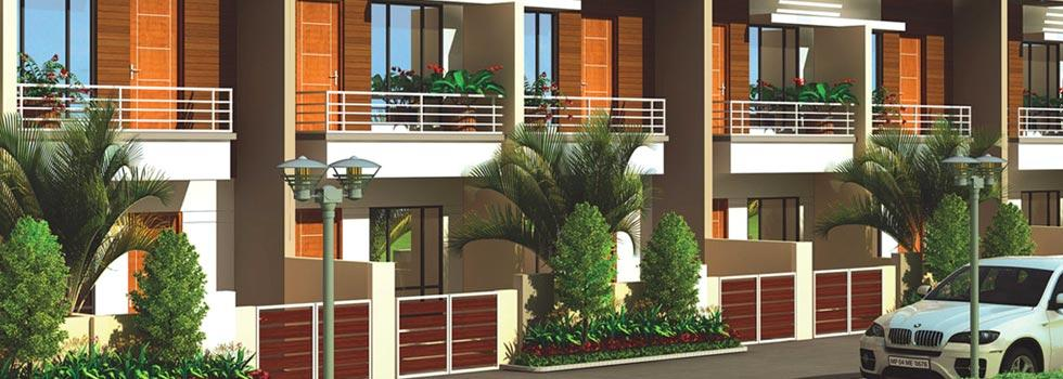 Aakriti Highlands Home, Bhopal - Luxurious Residences