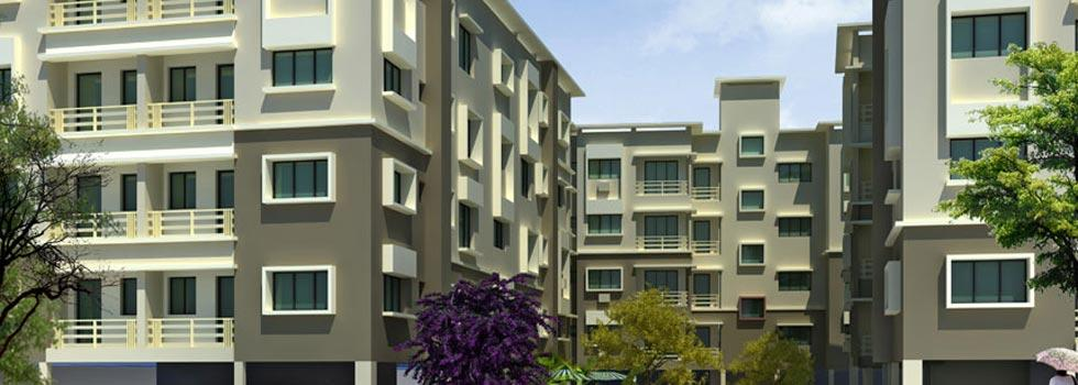 Aspirations Serenity, Kolkata - Residential Apartments