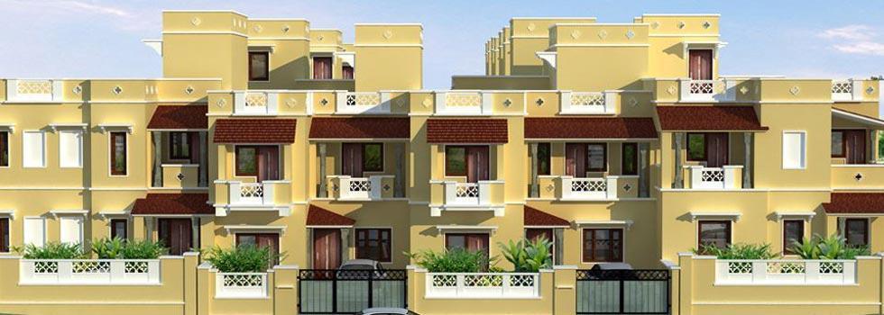 Alliance Anand, Udaipur - 3 BHK Villas