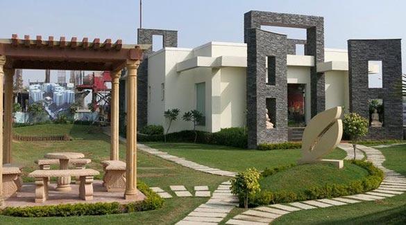 Ansal Emerald Heights, Agra - 2, 3 & 4 BHK Apartments