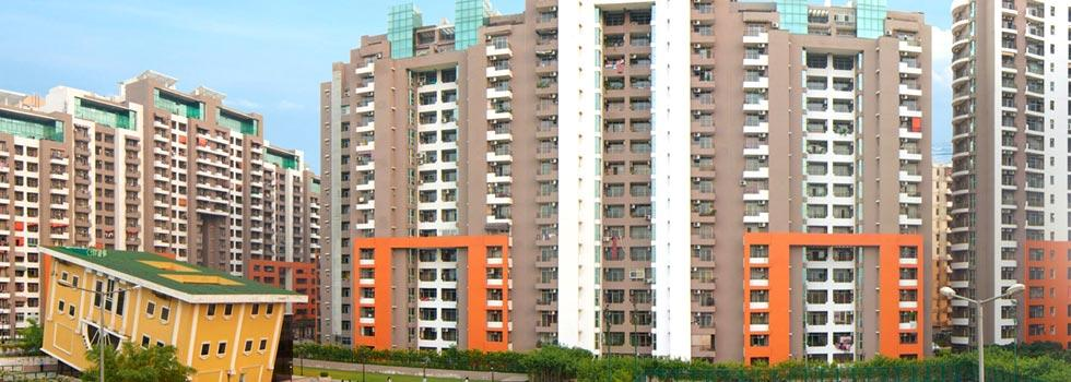 Project Orange County, Ghaziabad - Residential Apartments