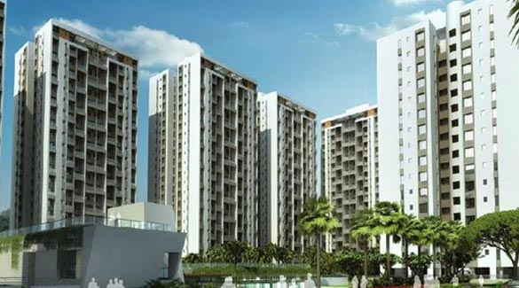 Disha Central Park, Bangalore - Residential Apartments