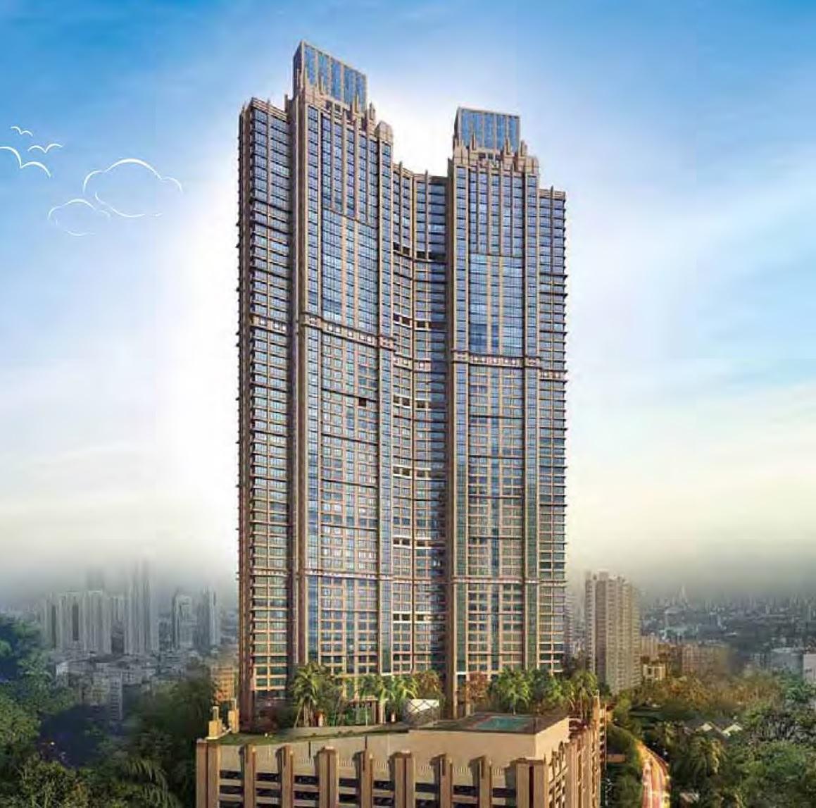 Celestia Spaces, Mumbai - 3 BHK Apartments