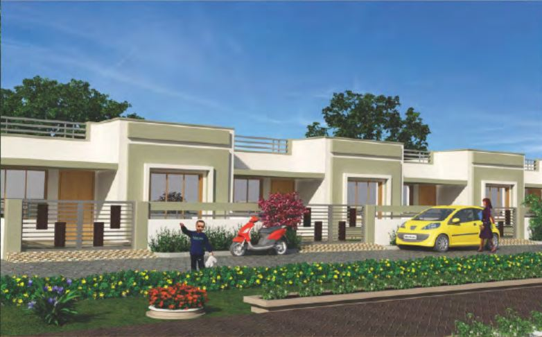 Amaltas Golden Mile, Bhopal - Residential Villas