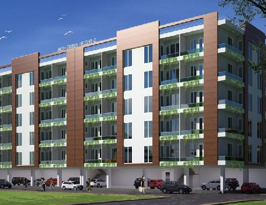 Arsh Green Heights 2, Noida - Residential Apartments