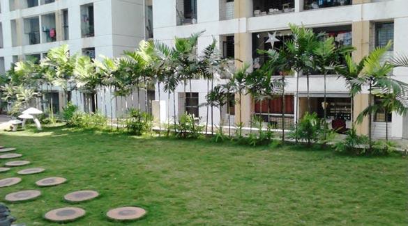 Shiv Sai Paradise, Thane - 1,2,3 BHK Flats