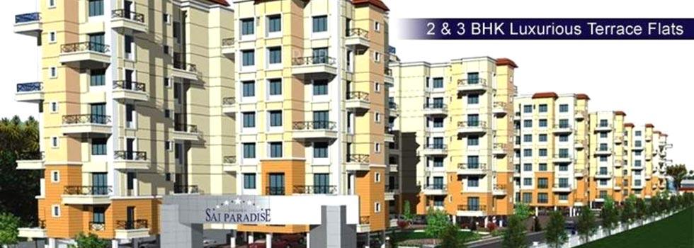 Dwarka Sai Paradise, Pune - 2 BHK Apartments