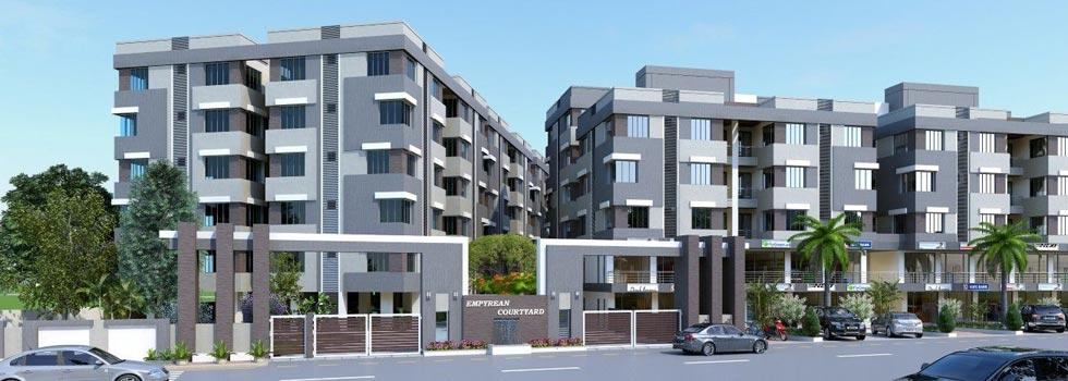 Empyrean Courtyard, Vadodara - 3 BHK Apartments