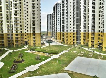 Paramount Emotions, Noida - Residential Floors