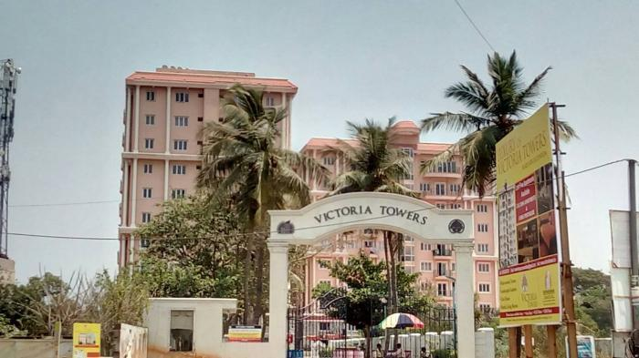 Victoria Towers, Chennai - 3 & 5 BHK Apartments