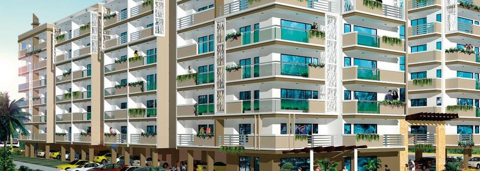 Maxvel Residency, Dehradun - 3 BHK Apartments