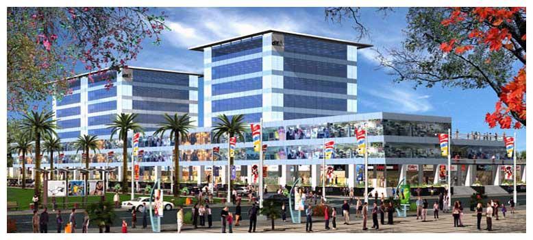 DLF South Court, Delhi - Retail & Commercial Space