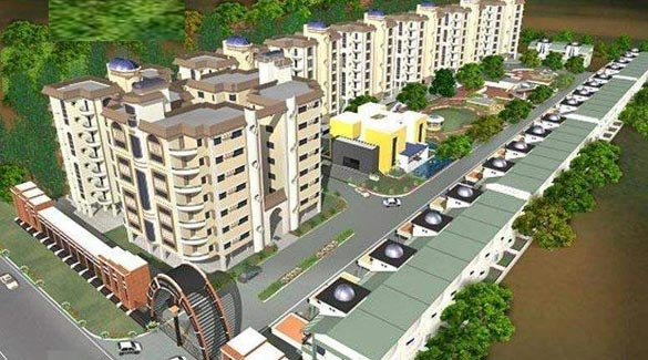 Suyojit Garden, Nashik - 3 BHK Apartments