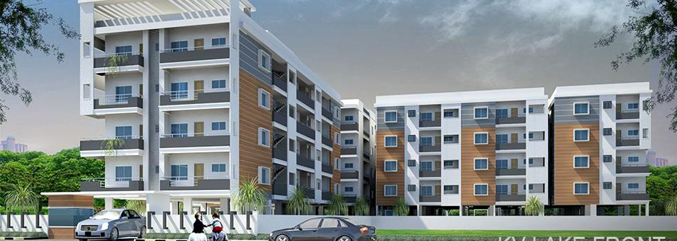 KV Lake Front, Bangalore - 2 & 3 BHK Apartments