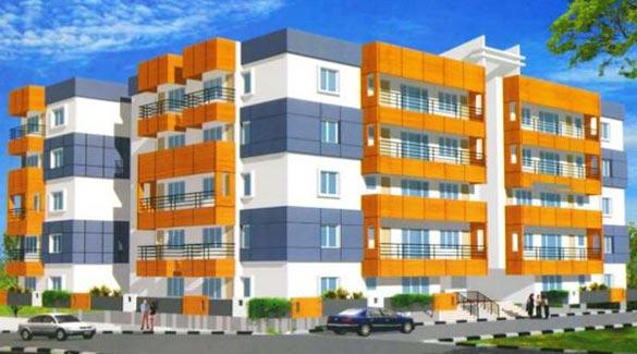Indu Lake View, Bangalore - Residential Apartments