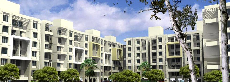 Manjri Greenwoods, Pune - 1, 2 & 3 BHK Apartments