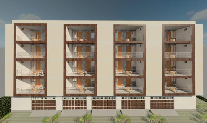 Sai Swarg, Delhi - Residential Apartments