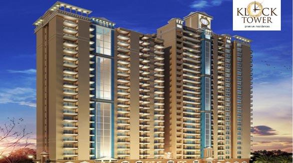 Ajnara Klock Tower, Noida - 2, 3 & 4 BHK Apartments