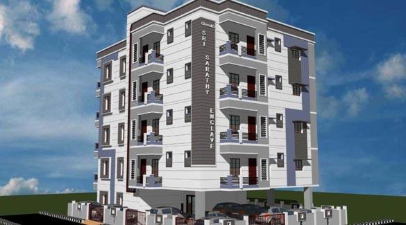 Sri Sarathy Enclave,  - 2 & 3 BHK Apartments