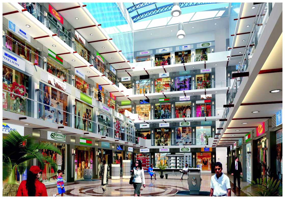 Indian Restaurants In Ambience Mall Gurgaon