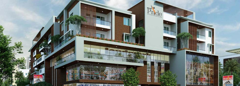 GS-LNS Pride, Bangalore - 2 & 3 BHK Apartments