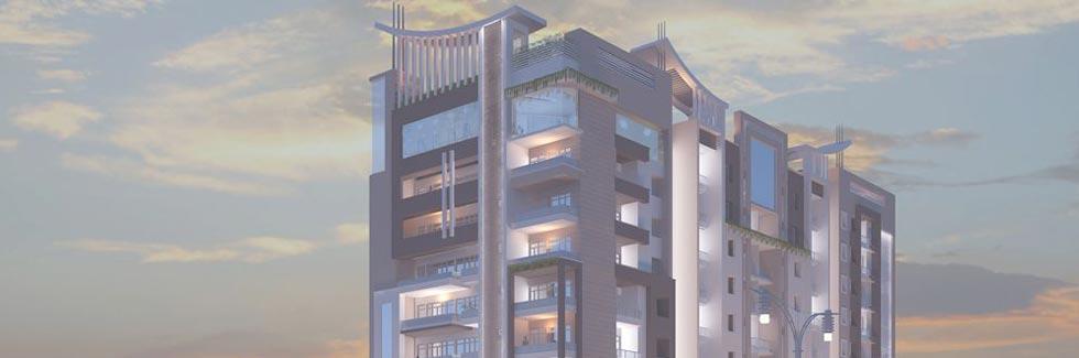 Kriscon Skywalk, Jaipur - Residential Apartments