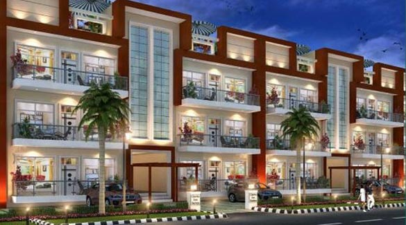 Anandam Resorts, Mathura - Residential Apartments