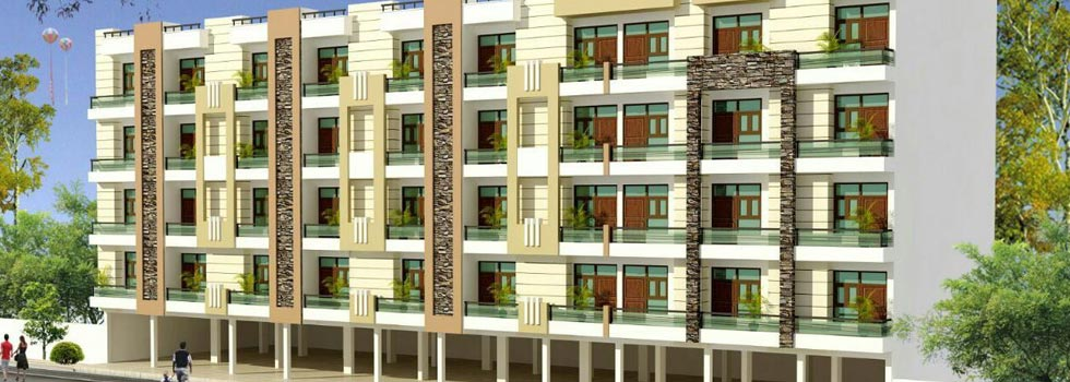 Ambuj City, Ghaziabad - 1 & 2 BHK Apartments