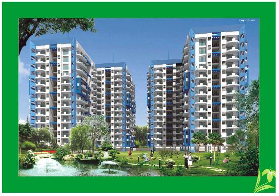 GTM Greens, Sonipat - 2, 3 & 4 BHK Residential Apartments