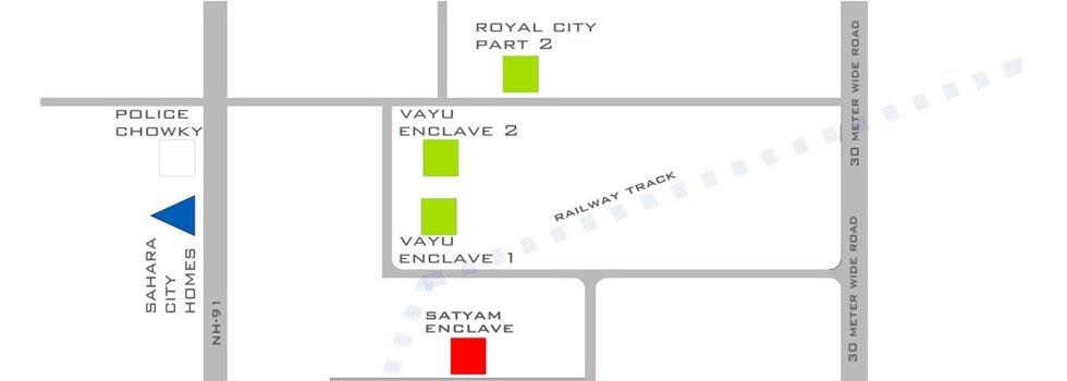 Satyam Enclave, Greater Noida - Independent House