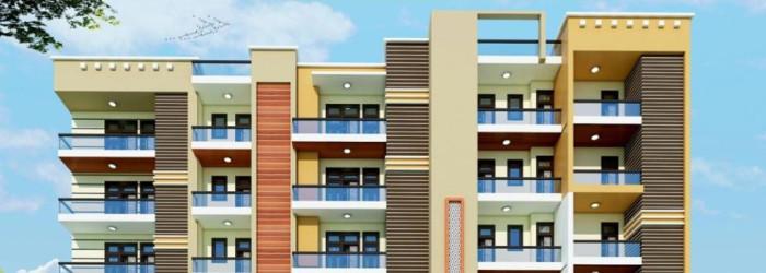 Satyam Paradise, Noida - 2 BHK Apartments