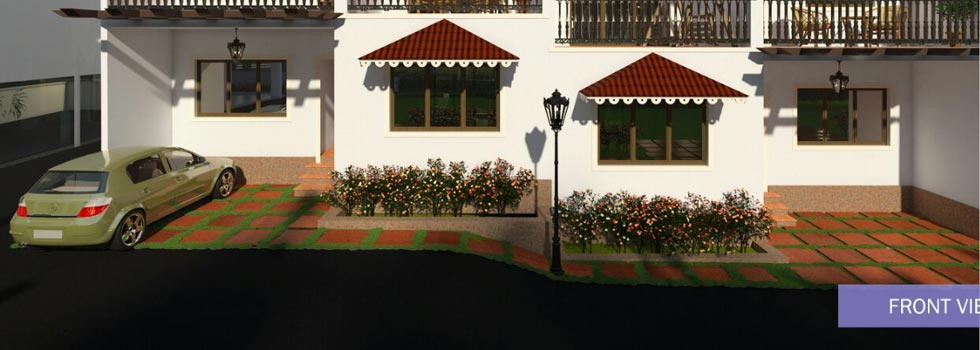Casa De Reis, Goa - Residential Apartments