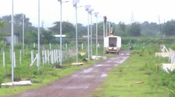 Aadesh City, Nashik - Residential Plots