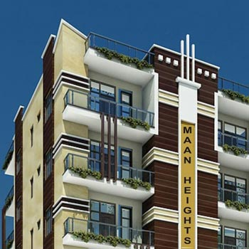 Maan Heights - Greater Noida West, Greater Noida