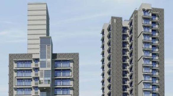 Saanvi Heights, Mumbai - 2 BHK Apartment for sale