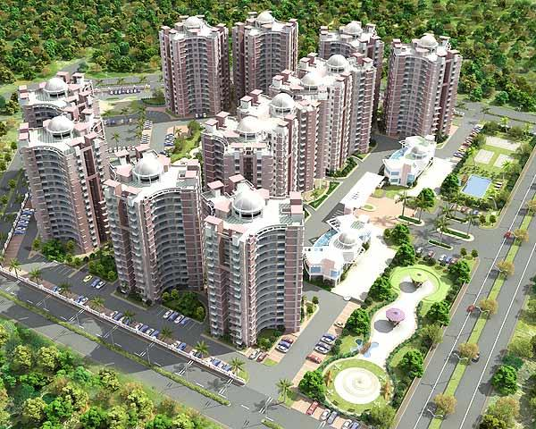 Eldeco Saubhagyam, Lucknow - 2, 3 & 4 BHK Apartments