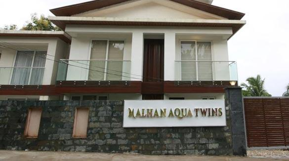 Malhan Aqua Twins, Goa - Residential Villas for sale