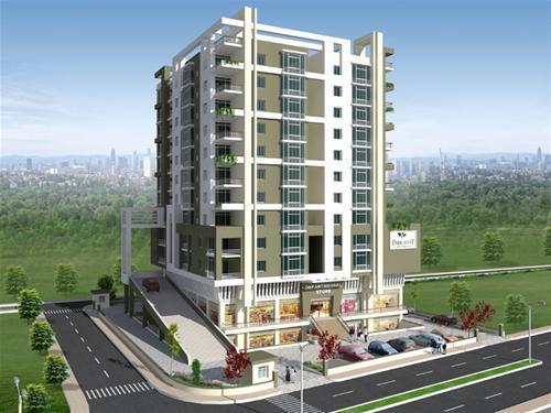 Upasana Park West Apartment, Jaipur - Luxurious Apartments