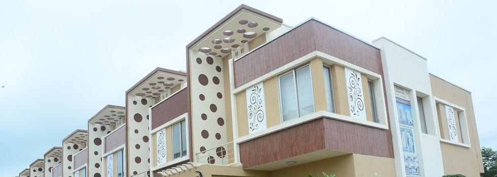 Suparshwa Garden City, Jaipur - Residential Villas for sale