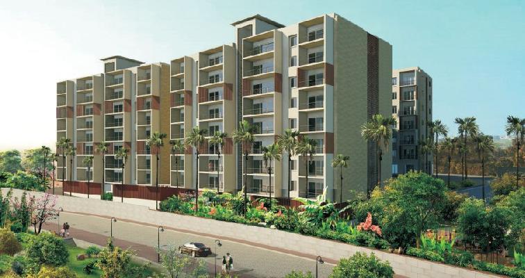 Horizon Residences, Goa - 2 & 3 BHK Apartments