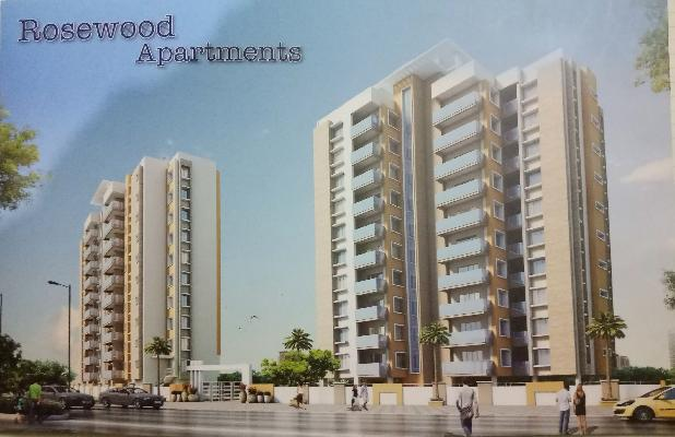 Rosewood, Ranchi - Residential Apartments for sale