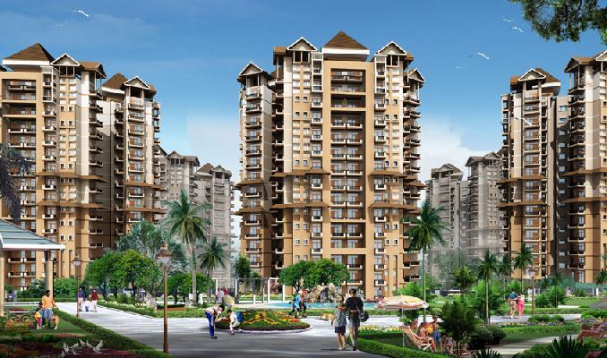 SRS Residency, Faridabad - 2 & 3 Bedroom Apartments