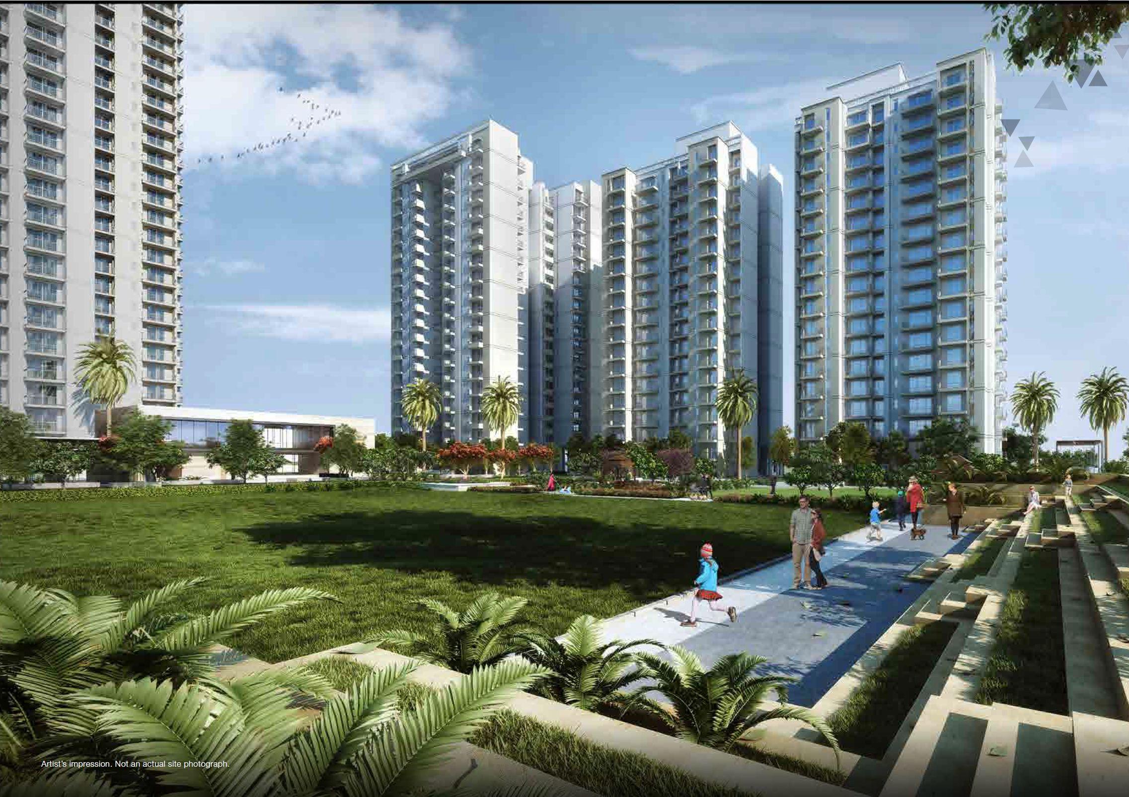 Godrej Nurture, Noida - Residential Apartments for sale