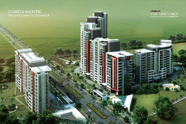 The Residency, Gurgaon - 2,3 and 4 BHK Luxury Apartments