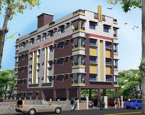 Swastik Akash Tower, Kolkata - Swastik Akash Tower