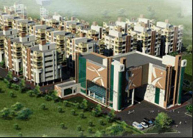 BGA Sparklin Residential, Durgapur - BGA Sparklin Residential