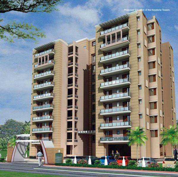 Keystone Towers, Jalandhar - Residential Flats & Apartments