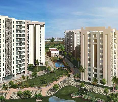 Winter Hills, Delhi - 2, 3 & 4 BHK Apartments