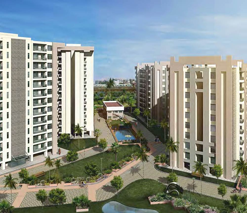 Winter Hills, Delhi - 2, 3 & 4 BHK Apartments