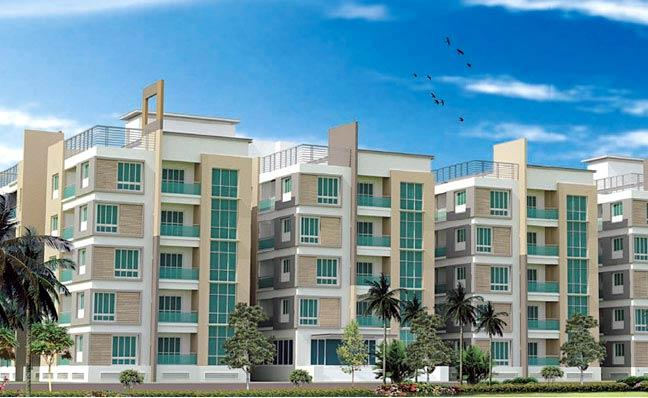 Trident Galaxy, Bhubaneswar - 2 BHK & 3 BHK Apartments